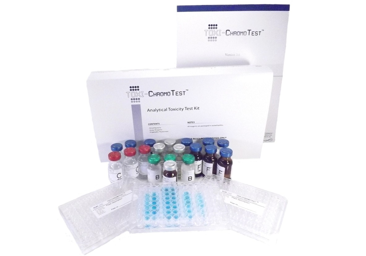 Bacterial Toxicity Test