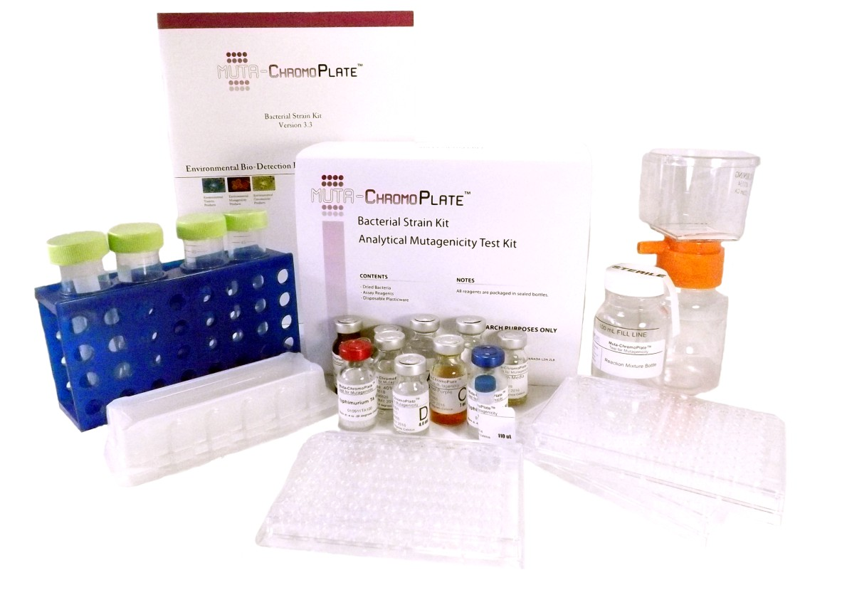 Muta-ChromoPlate Ames Test Kit OECD